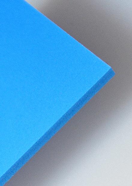 Hartschaumplatte / Forex in verschiedenen Farben